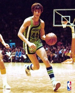 What hoops fan wouldn't have enjoyed seeing Pete for the Jazz, or the Hawks?