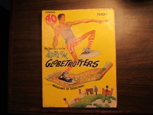 """Meadowlark, """"Fred"""" Neil, J.C. Gipson and Hubert Ausbie, who trailed only The Big O and Elgin Baylor in collegiate scoring, were '66 """"standard bearers"""" for the Globetrotters."""