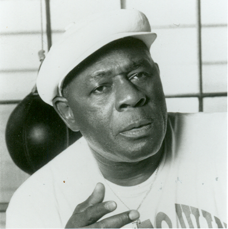 North Philadelphia's George Benton, boxer, trainer dietician, hall of famer.