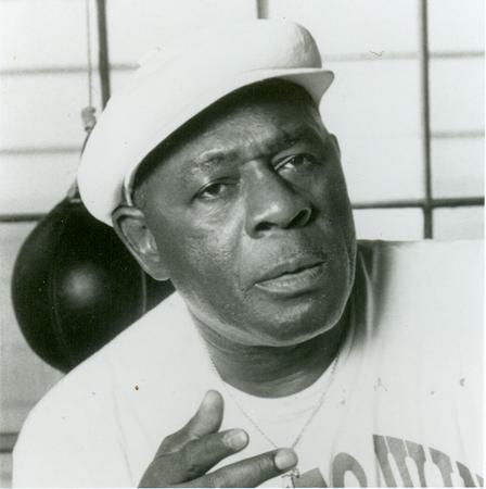 North Philadelphia's George Benton, boxer, trainer dietician, hall of famer.